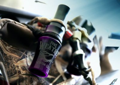Hunting Product Photograph - Fowl Weather Duck Calls
