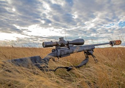 Hunting Rifle Product Photographer